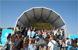 PREMIADOS DITAME - COMPETIÇÕES NACIONAIS DE CIÊNCIAS 2013